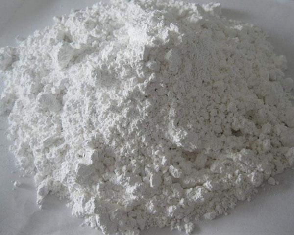 Heavy calcium powder